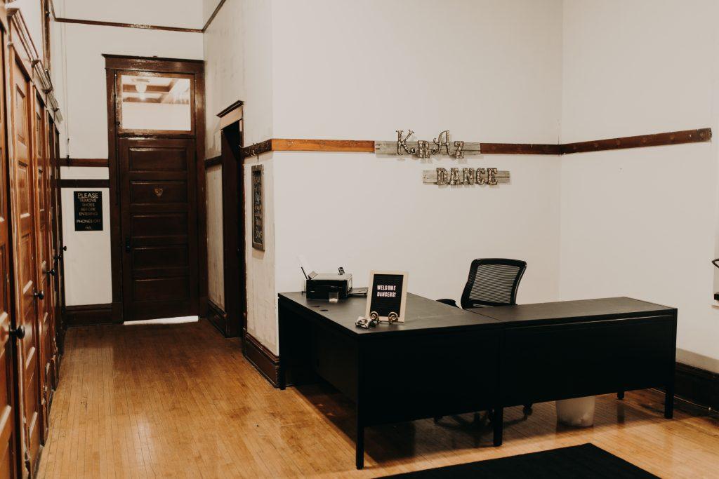 interior photo of KrAz Dance